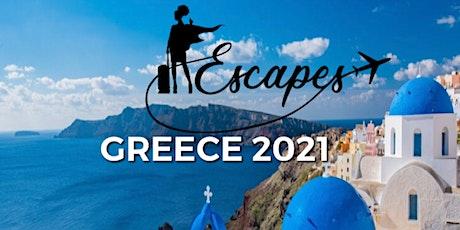 ESCAPES Greece 2021 (Santorini & Athens) entradas