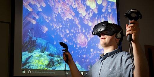 VR & Robots @ Rosny Library