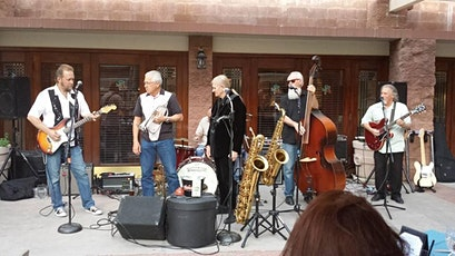 Sunday Blues and BBQ: Bad News Blues Band tickets