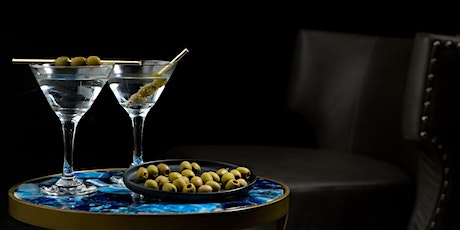 Martini Whisperer 'Cocktails & Fireworks' Masterclass tickets