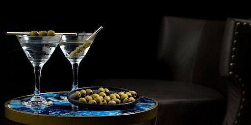 Martini Whisperer 'Cocktails & Fireworks' Masterclass