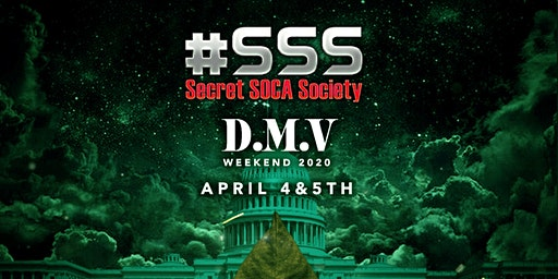 #SSS DMV WEEKEND  2020