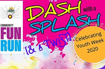 Dash With A Splash & A Twist 2020 tickets