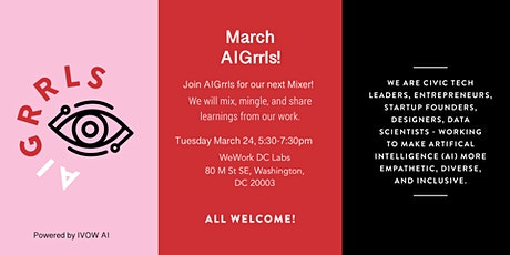 AIGrrls: AI and Community tickets