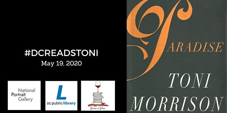 CANCELED #DCReadsToni presents PARADISE by Toni Morrison  tickets