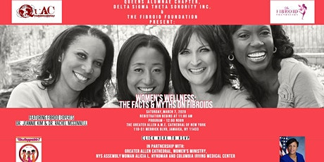 Women's Wellness: The Facts & Myths on Fibroids tickets