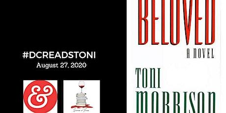 #DCReadsToni presents BELOVED by Toni Morrison  tickets