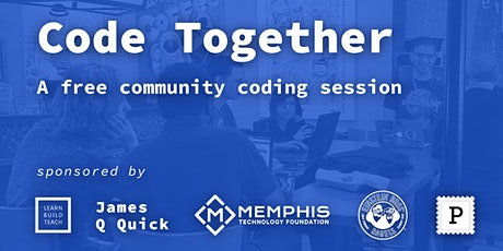Code Together | Memphis - A free community coding session tickets