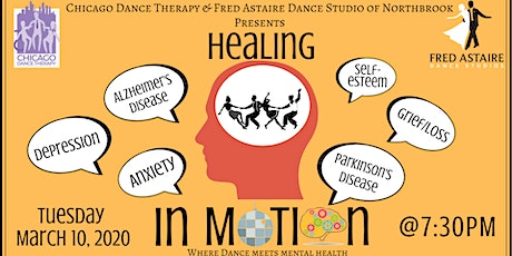 Healing In Motion tickets