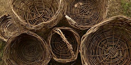 Wild Vine Weaving Basketry tickets