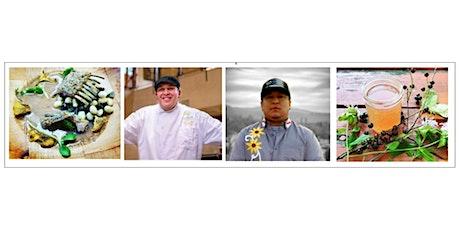 SITE Santa Fe Members : Food Tales:  Native American Cuisine Curated Dinner tickets