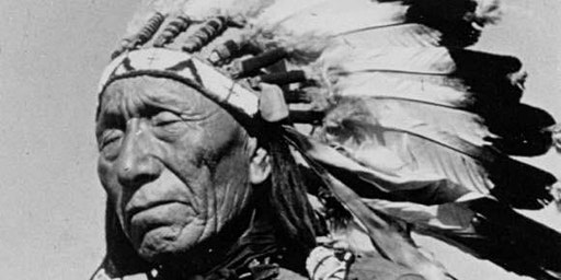 Black Elk Lakota Holy Man by Great great grandson Myron Pourier
