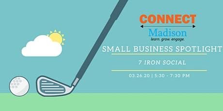 Small Business Spotlight: 7 Iron Social tickets