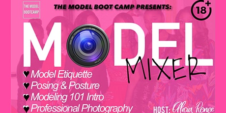 TMBC Model Mixer Class! billets