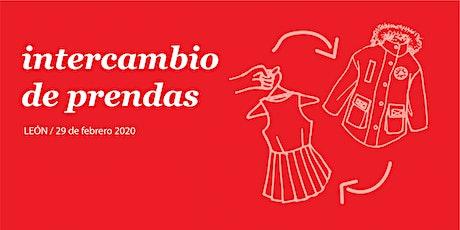 Trueque de Moda / Intercambio en León boletos