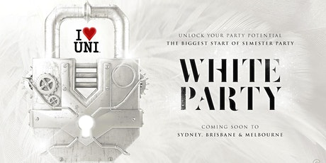 White Party Sydney tickets