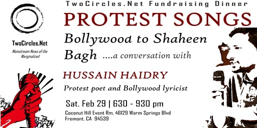 Protest songs: Bollywood to Shaheen Bagh - Hussain Haidry