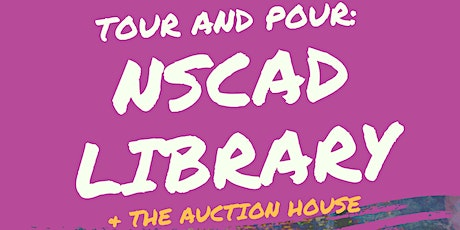 HLA Tour of NSCAD Library tickets