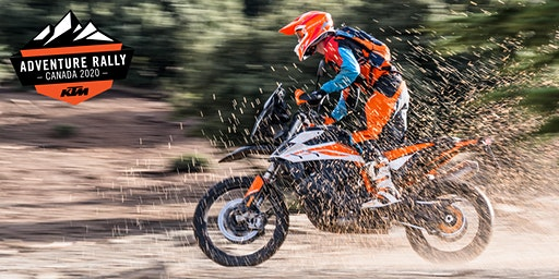 4th Annual KTM ADVENTURE Rally Canada