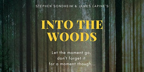 Into the Woods July 31-August 9 tickets