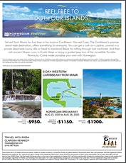5-Day Western Caribbean from Miami tickets