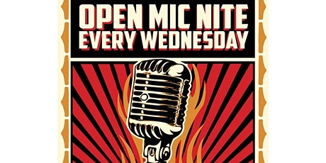 Open Mic Nite at Brauer House tickets
