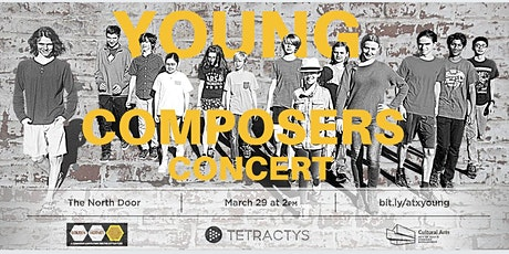 Golden Hornet's 5th Annual Young Composer Concert *NEW DATE* tickets