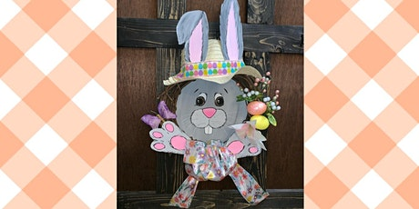 Easter Bunny Wreath Making - Paint and Sip at Russo's tickets