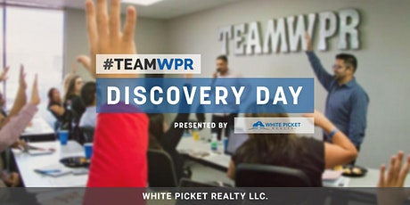 #TeamWPR Discovery Day  tickets