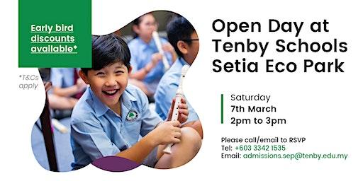 Open Day | Tenby Schools Setia Eco Park