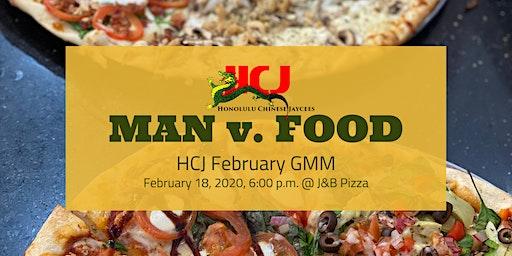 HCJ February General Membership Meeting