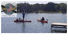 Heroes on the Water Fort Hood Chapter Inaugural 2020 Kayak Fishing Event