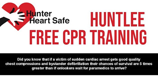 Huntlee CPR Training