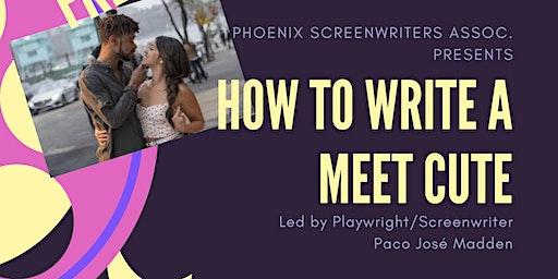 How To Write A Meet Cute