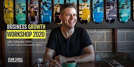 Business Growth Workshop Sydney w/ Sean Soole (Early Bird Special) tickets