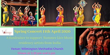 Upasana Spring Concert 2020 tickets