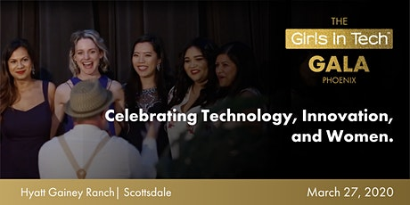 Girls in Tech Phoenix Gala tickets