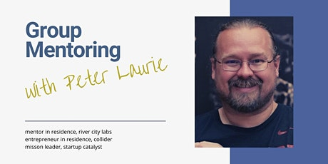 Group Mentoring with Peter Laurie tickets