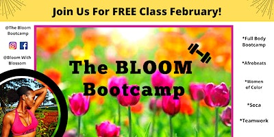 FREE Class February - Bootcamp Classes