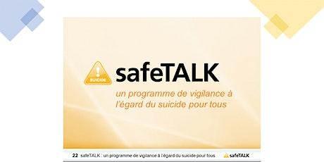 SafeTalk tickets