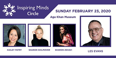 Inspiring Minds Circle tickets