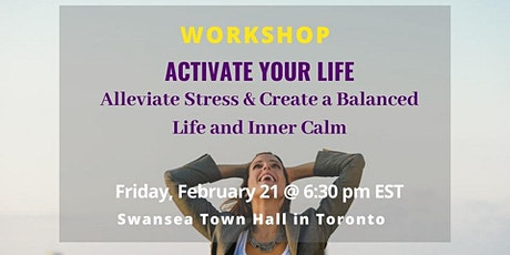 Women's Wellness Workshop: Create a Balanced Life and Inner Calm tickets