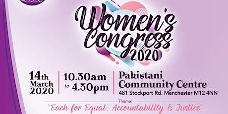 FOMWAUK WOMEN CONGRESS 2020 tickets