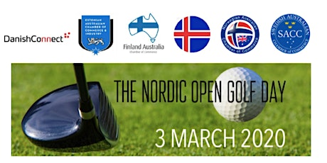 SYDNEY: The Nordic Open Golf Day 2020 tickets