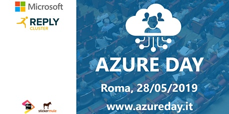 Azure Day Rome 2020 tickets