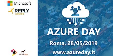 Azure Day Rome 2020 biglietti
