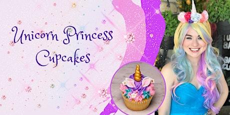 Unicorn Princess-Cupcakes tickets