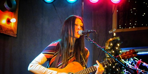 Hear Award Winning Soulful Gospel Blues Artist, Kimberlee M. Leber, Live!