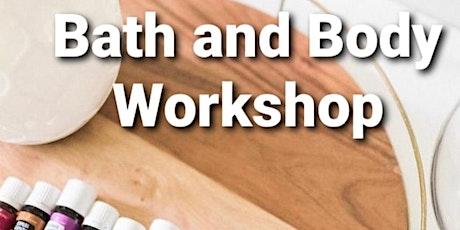 Bath and Body Workshop tickets
