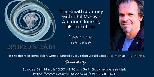 The Breath Journey  - An Inner Journey with Phil Morey